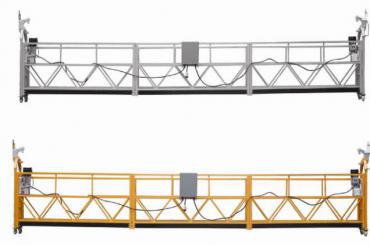 shitja e nxehtë aliazh aliazh platforma e pezulluar / gondolë e pezulluar / djepi i pezulluar / faza e pezullimit me formë e