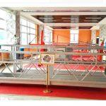 zlp630 alumini pezulluar platformë (ce iso gost) / rritje të lartë dritare pastrimin e pajisjeve / përkohshëm gondolë / djep / ritëm fazë të nxehtë