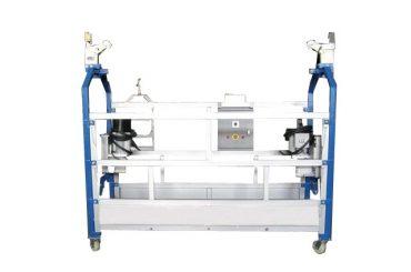 l platformë pune të pezulluar të platformës së punës zlp me bllokim sigurie centrifugale