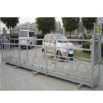 zlp630 litar platformë pezulluar / fazë elektrike swing / skela për makinë dritare pastrim